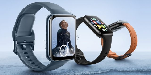 OPPO Introduced A Smartwatch Watch 2 With e-SIM